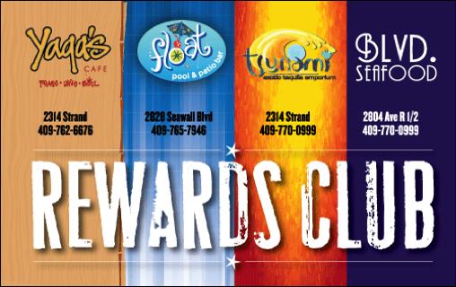 reward card picture