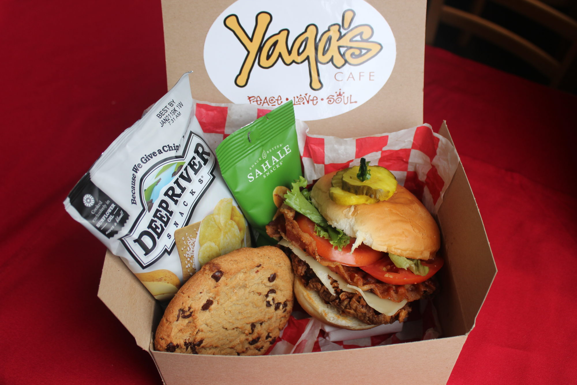 Box Lunch | Yaga's Cafe